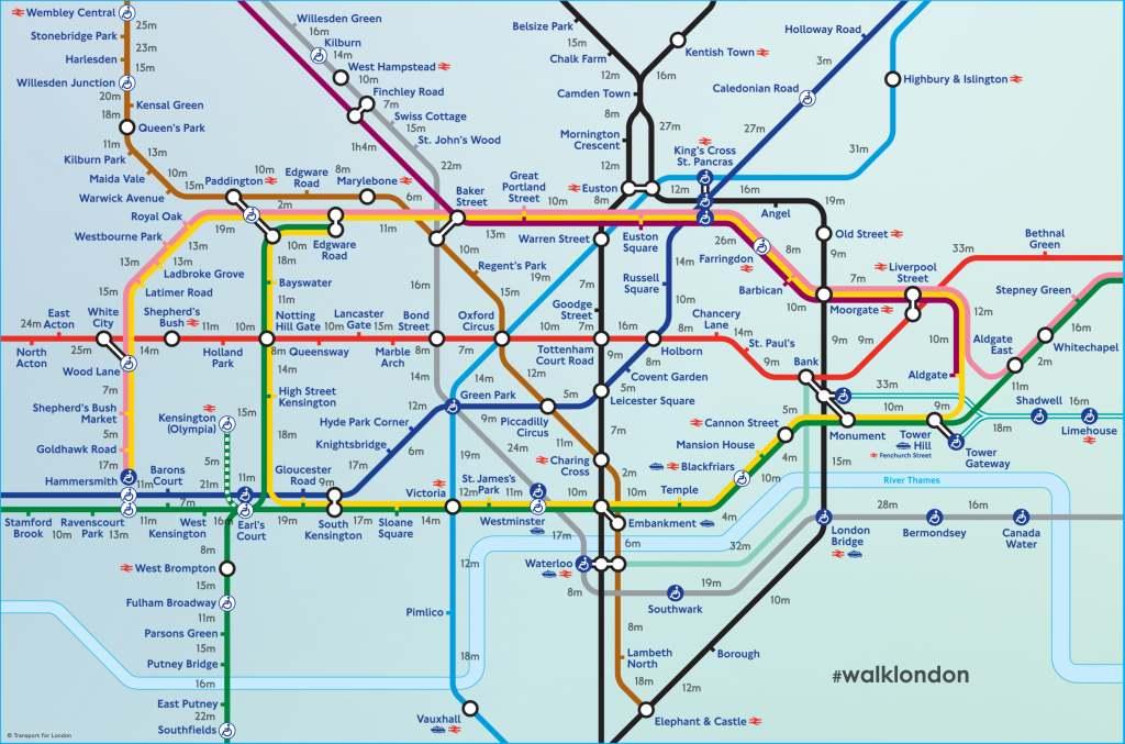 City Mapper Map