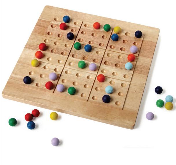 Color Sudoku Board Game