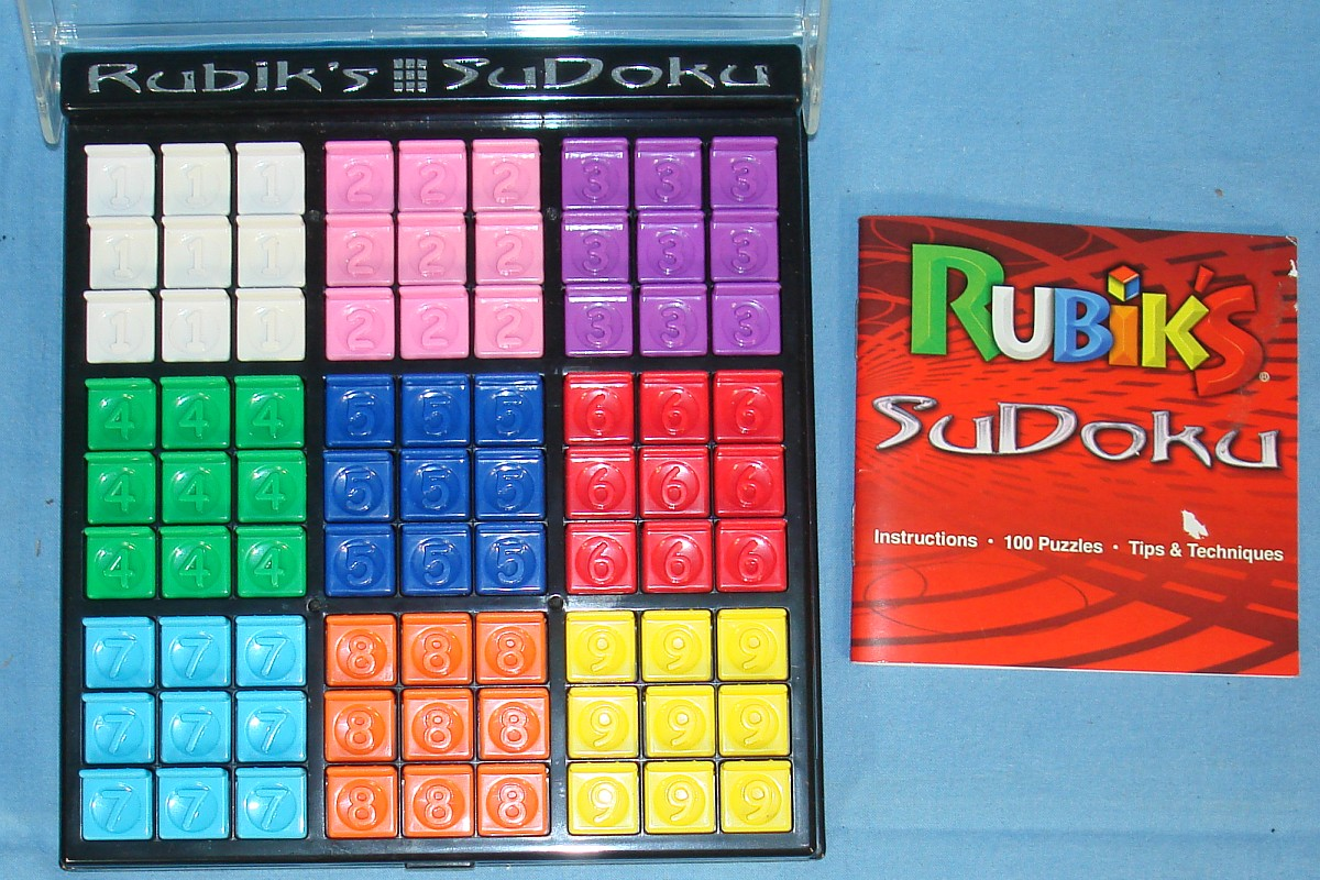 Color Sudoku Game