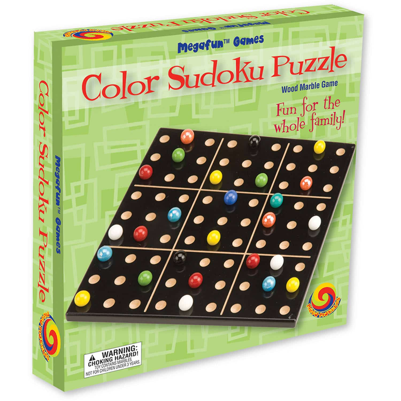 Color Sudoku Puzzle