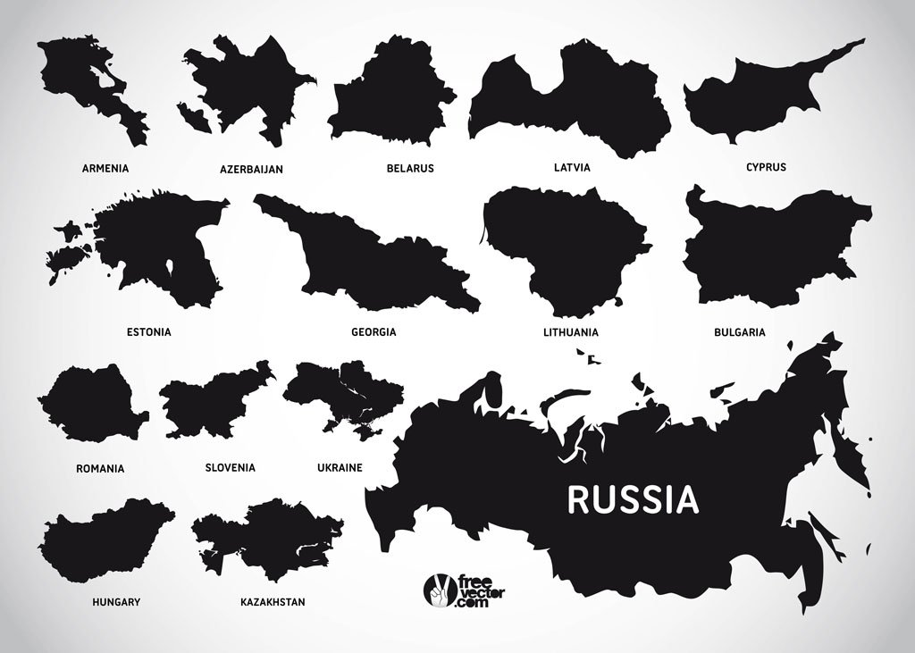 Country Map Vector