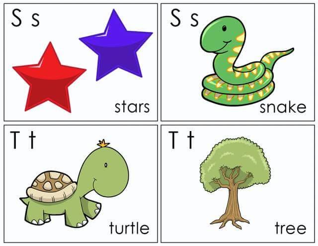 Devanagari Alphabet Flash Card