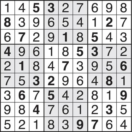 Difficult Sudoku Solving