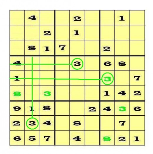 Difficult Sudoku Tips