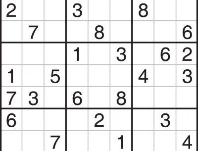 Easy Sudoku Print