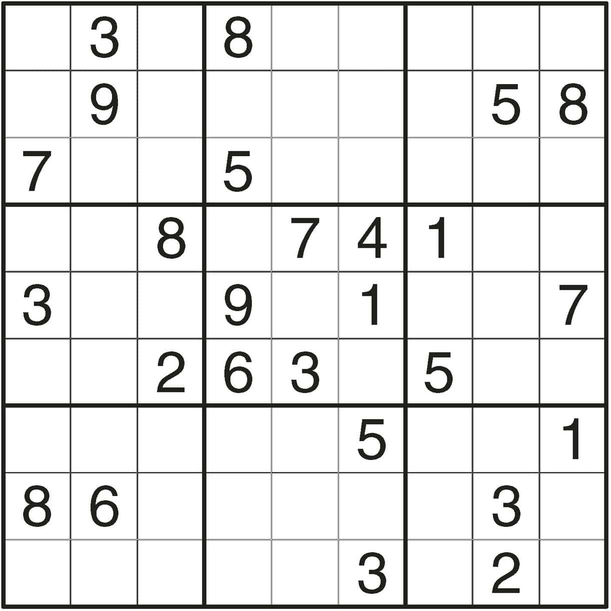 Easy Sudoku Puzzles Download