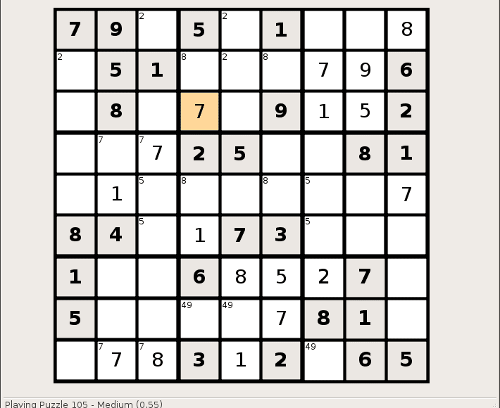 Easy Sudoku Solver