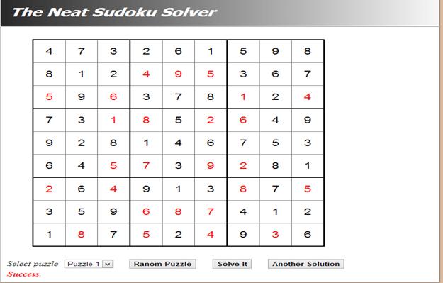 Easy Sudoku Solver Free