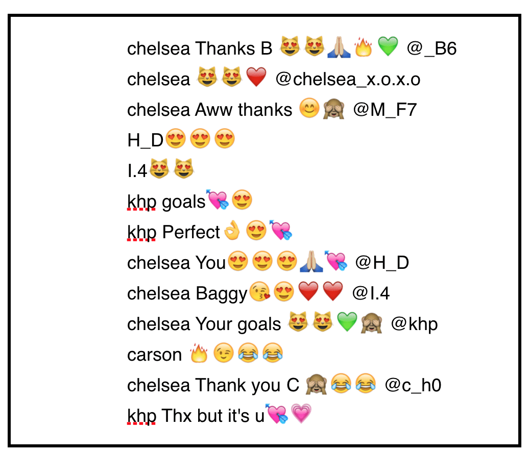 Emoji Alphabet Meaning