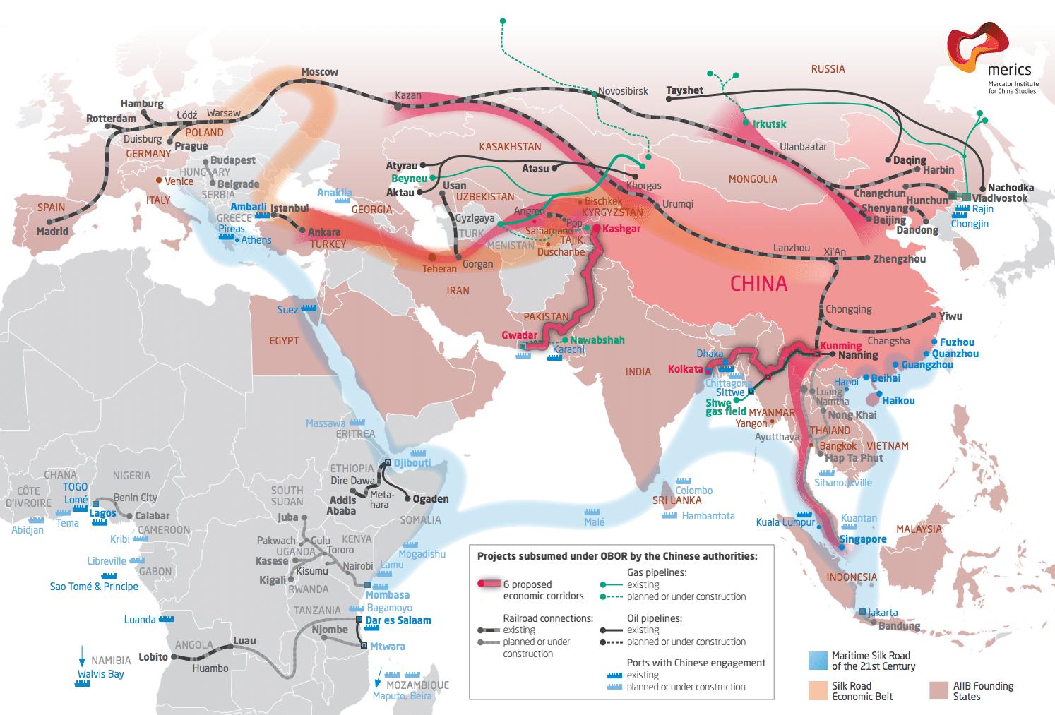 Europe Road Map 2017