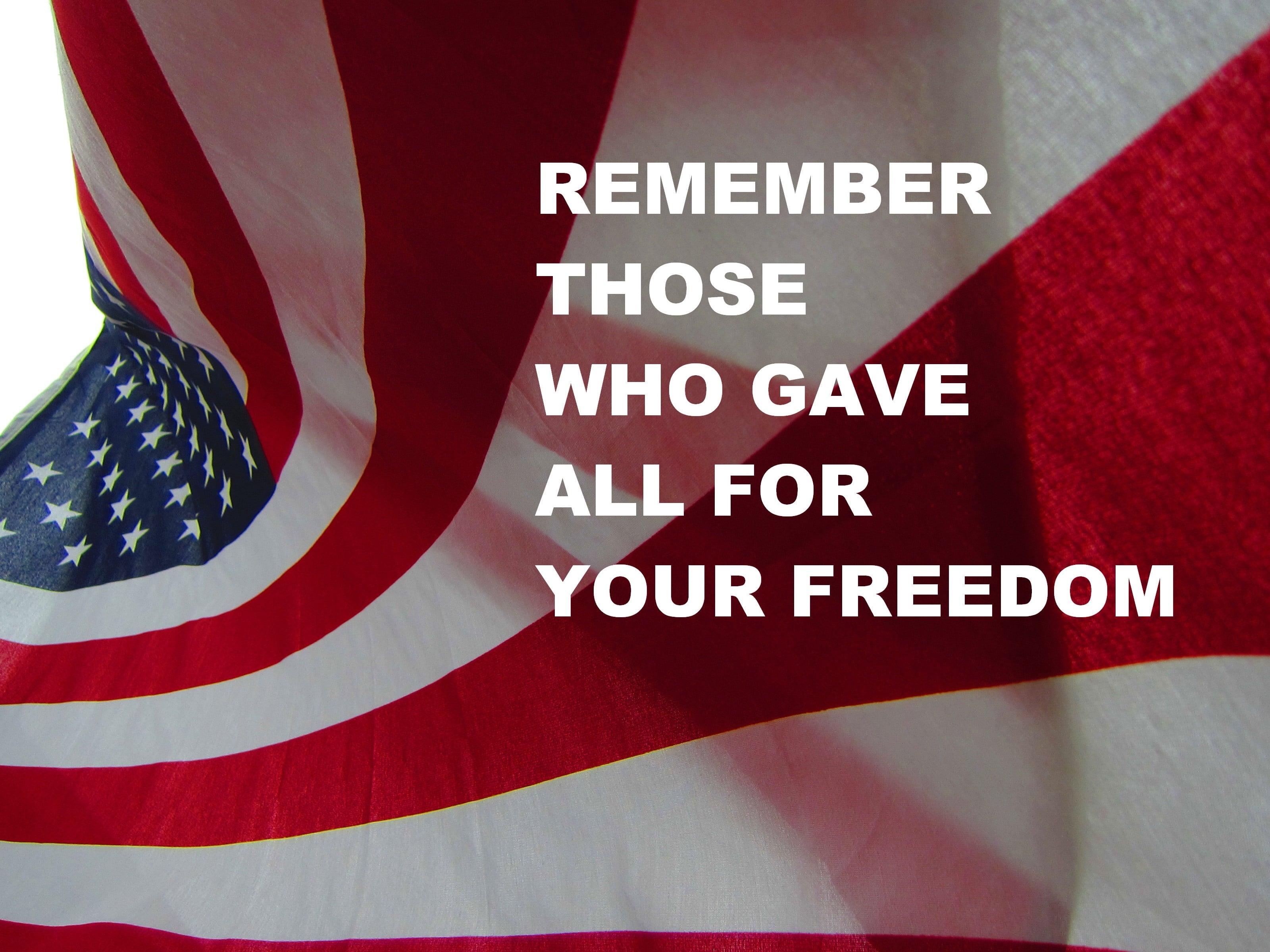 Free Happy Memorial Day Image