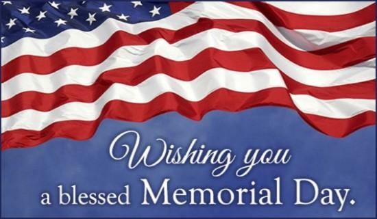 Free Memorial Day Image 2017