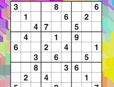 Free Online Sudoku Board