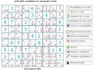 Free Online Sudoku Solver