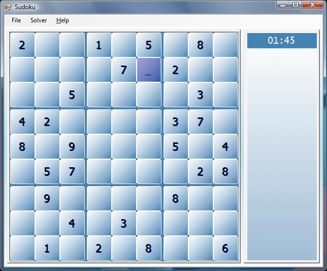 Free Sudoku Games