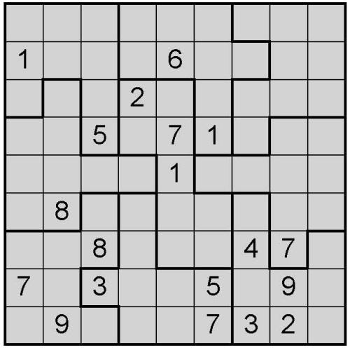 Free Sudoku Image