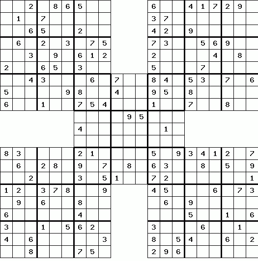 Free Sudoku Printable Images Download