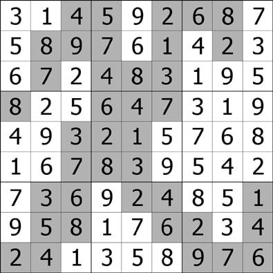 Free Sudoku With Answers
