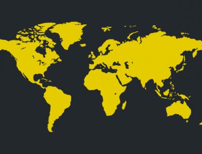 Free World Map Graphic