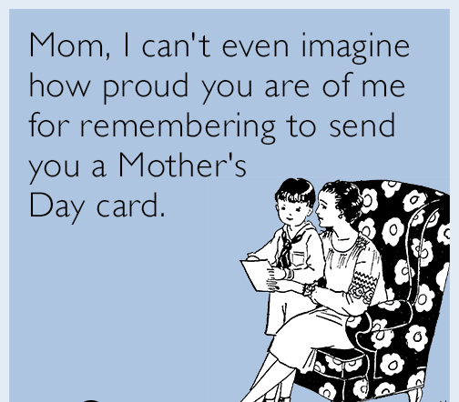 Funny Mothers Day Quotes For Card