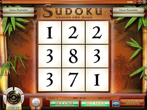 Game Sudoku Online