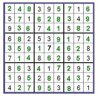 Game Sudoku Rules