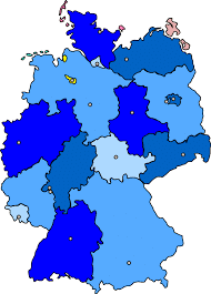 Germany Map Clipart