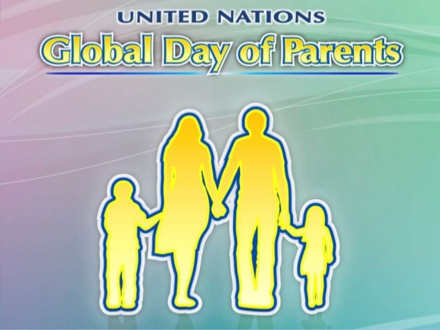 Global Parents Day HD Image