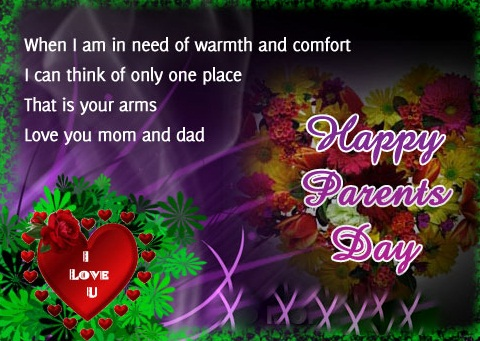 Global Parents Day Wishes Pic