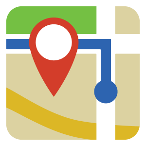 Google Maps Directions Icon