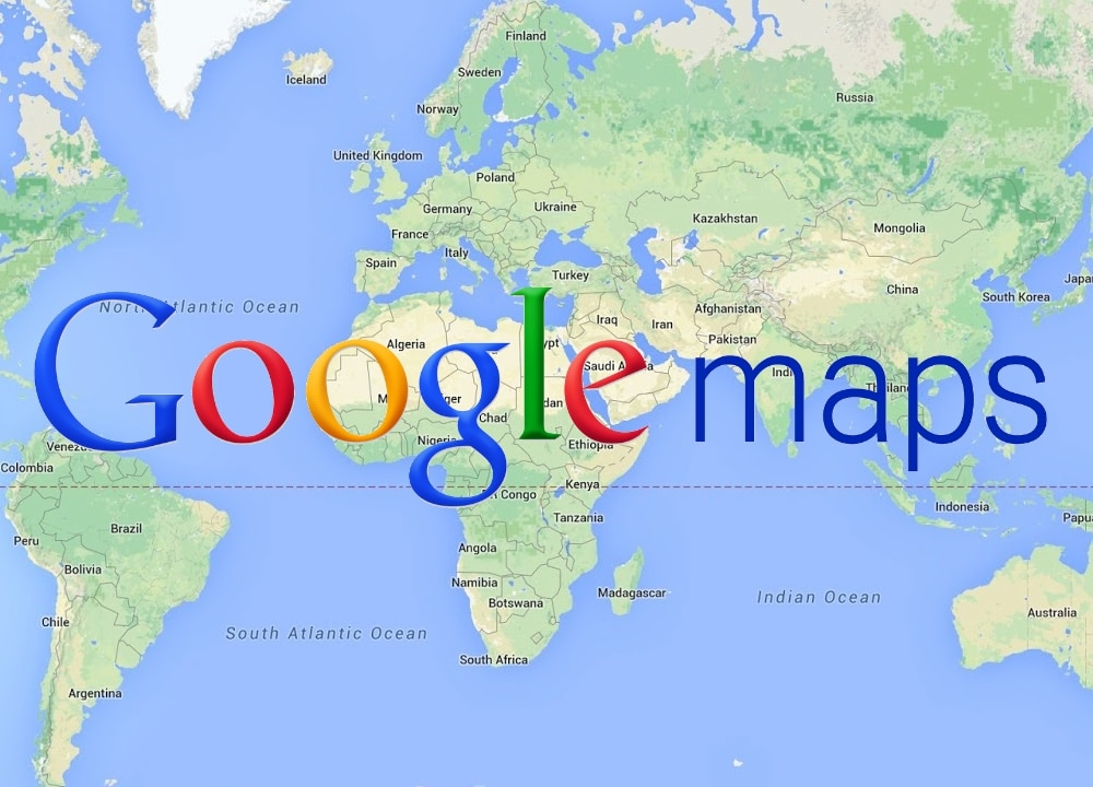 Google Maps Free