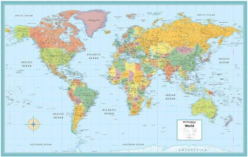 Google World Map Free
