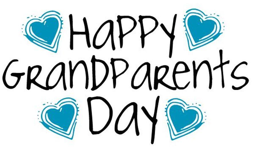 Grand Parents Day Clip Art