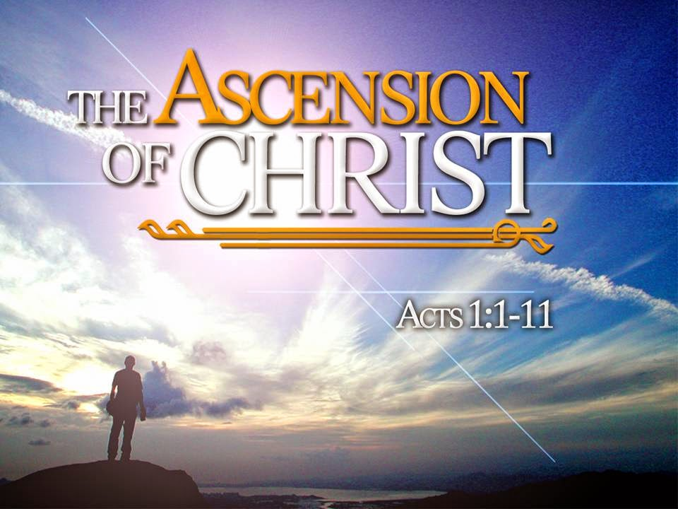 Happy Ascension Day 2017