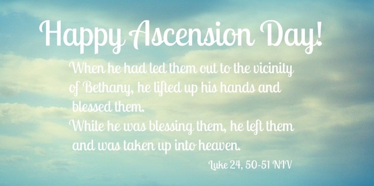 Happy Ascension Day 2017 Picture