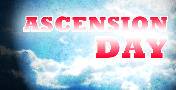 Happy Ascension Day 2017 Prayers Image