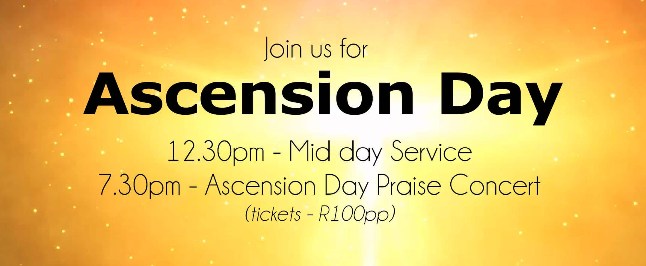 Happy Ascension Day 2017 Prayers Photo