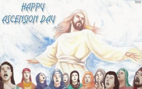 Happy Ascension Day 2017 Prayers