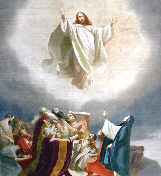 Happy Ascension Day 2017 photo