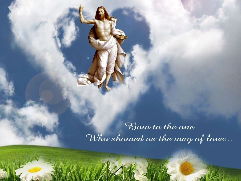 Happy Ascension Day Image