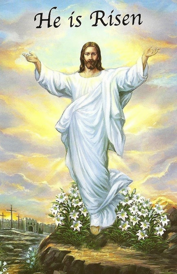 Happy Ascension Day Pic