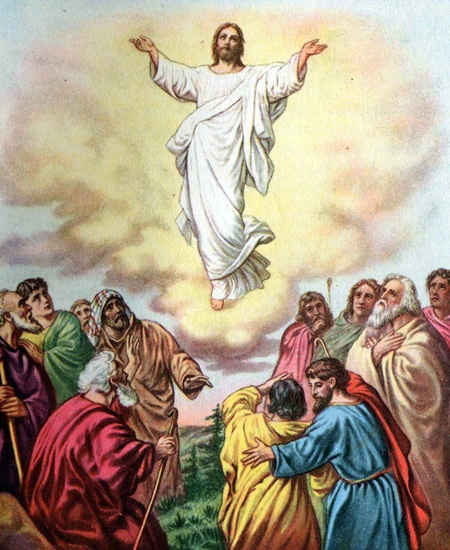Happy Ascension Day Picture