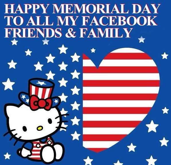 Happy Memorial Day Pic