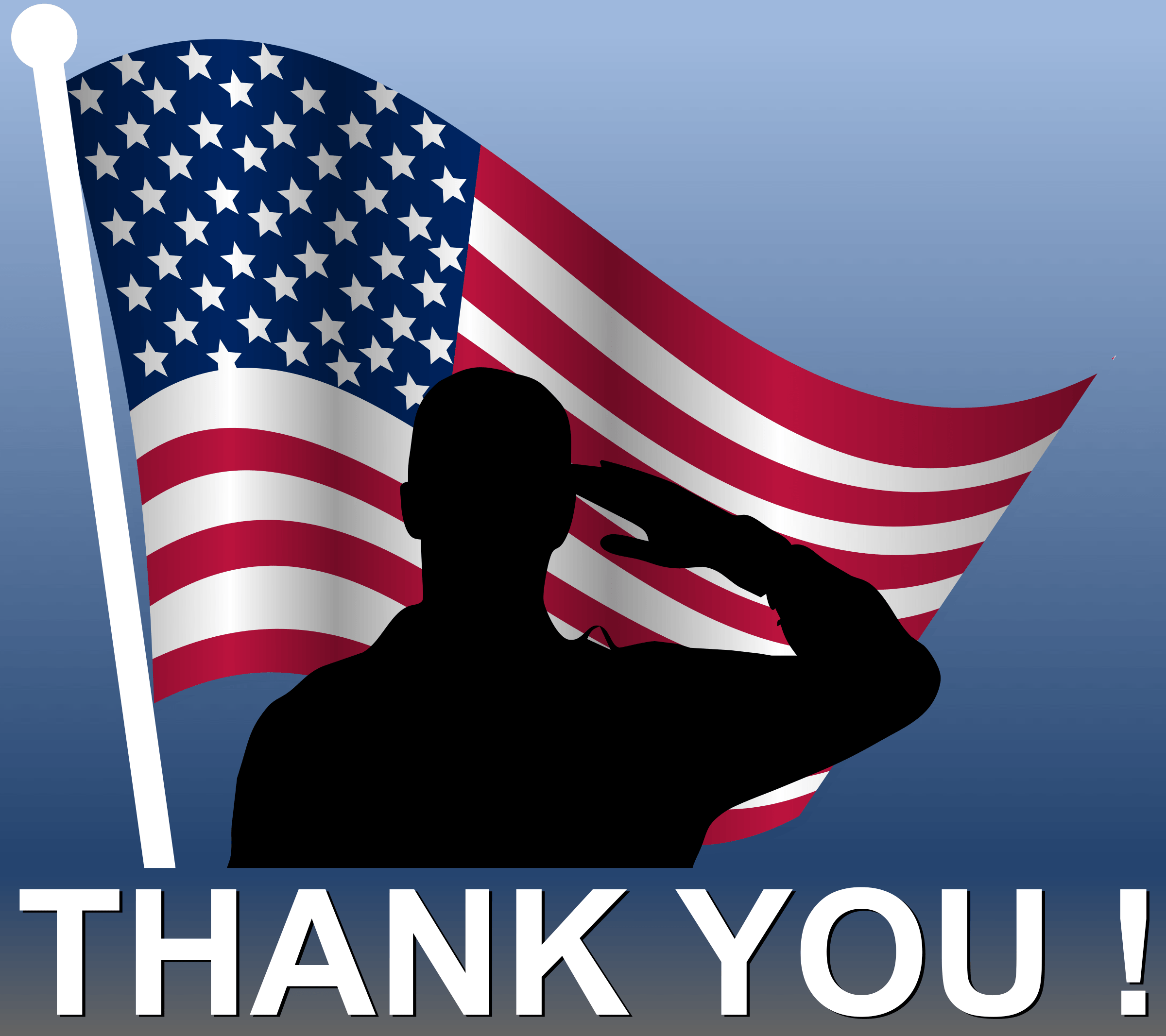 Happy Memorial Day Thank You