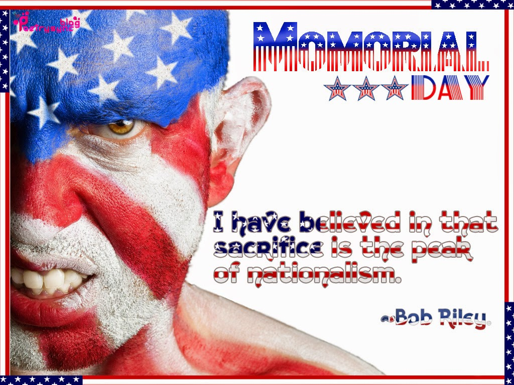 Happy Memorial Day Wishes Quotes