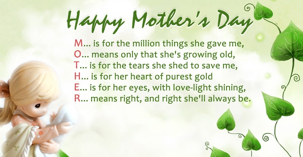 Happy Mothers Day 2017 Quotes