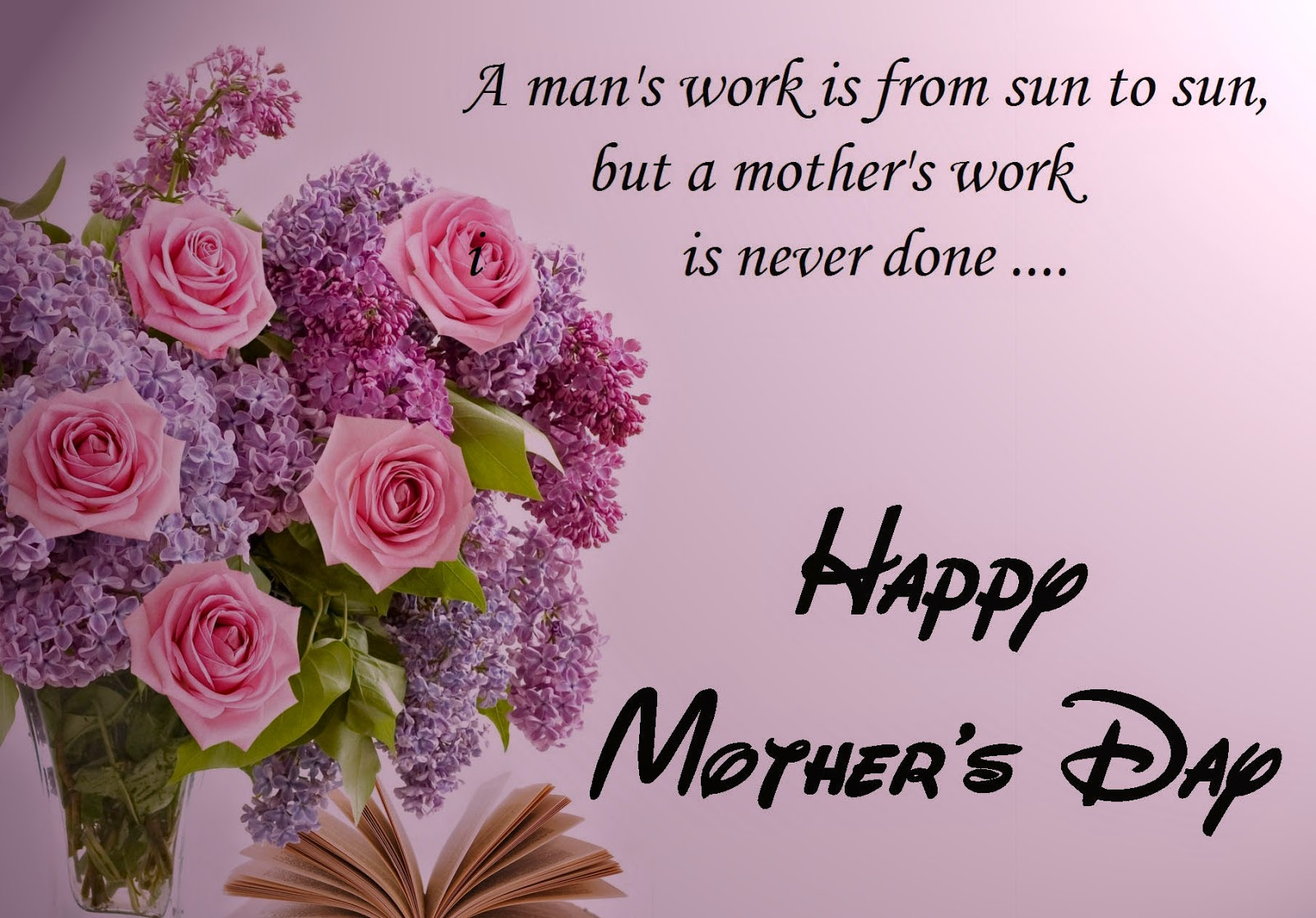 Happy Mothers Day Greeting Picture