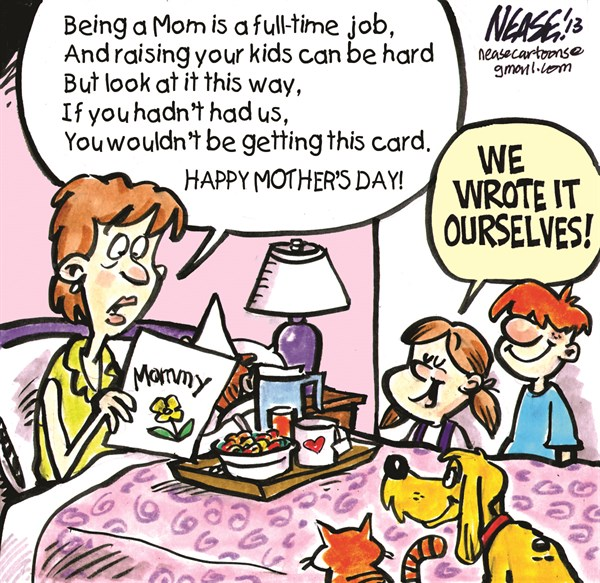 Happy Mothers Day Image Funny