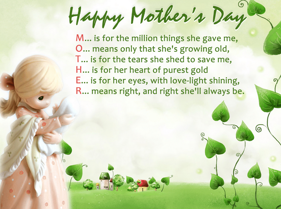 Happy Mothers Day Wishes To Teacher