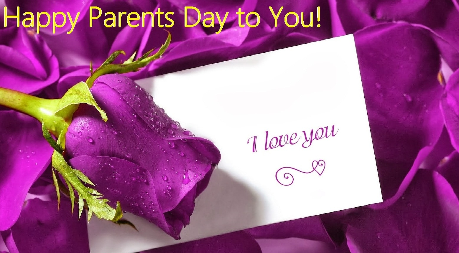 Happy Parents Day 2017 Pic